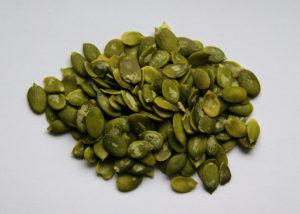 Семена голозерной тыквы